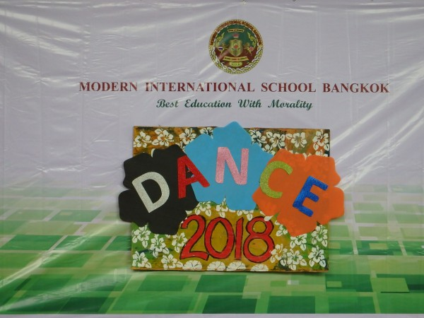 Primary Intramural Dance Compettition
