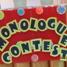 Primary Monologue Contest 2016