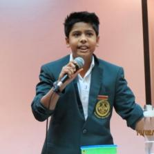 Secondary Elocution Competition