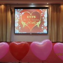 EYFS Valentine Day'2016