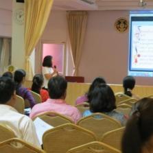 Seminar for parents 20-21-5-15