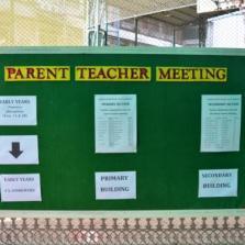 Parent Teacher Meeting 2016