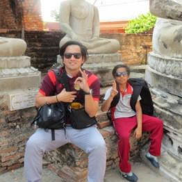 Field trip to Ayutthaya Year 6