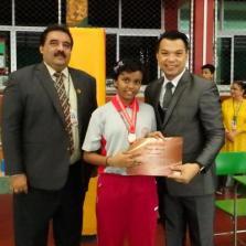 Primary & Secondary awards ceremony, School topper awards ceremony