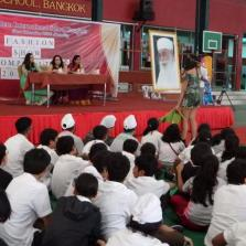 Secondary Fashion Show Competition
