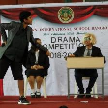 Drama Competition 27.10.18