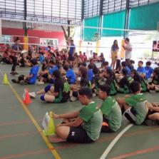 ISAA U13 Boys Volleyball Tournament 8.10.18