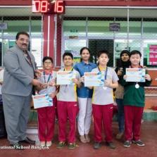 Mathematics Competition Awards Ceremony