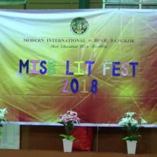 MISB Literary Fest 9-3-18