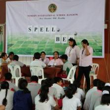 Secondary Intramural Spell Bee Competition 17/5/18
